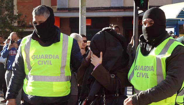 DOS DETENIDOS EN BARCELONA POR ACTIVIDADES DE RECLUTAMIENTO PARA DAESH