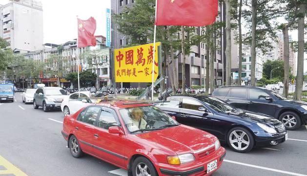CHINA Y TAIWÁN ANUNCIAN UNA HISTÓRICA REUNIÓN DE SUS PRESIDENTES
