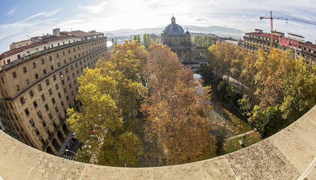 Una votación popular elegirá el nuevo nombre de la plaza Conde Rodezno