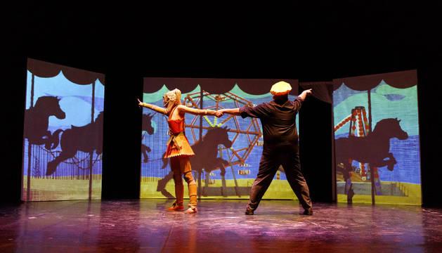 Karlik Danza Teatro, Natxo Montero Danza, Fundación Atena, La Coja dansa y Dínamo Danza, acercarán a los espectadores trabajos vanguardistas de la escena.
