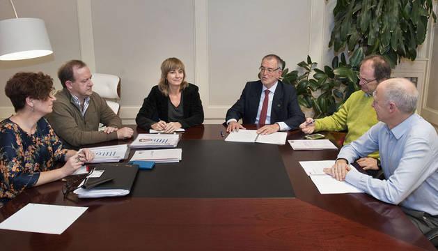 El Gobierno foral retomará la colaboración con Eusko Ikaskuntza
