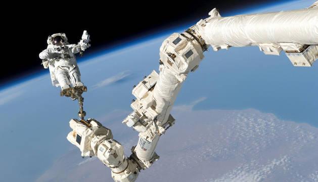 Astronauta de la NASA.