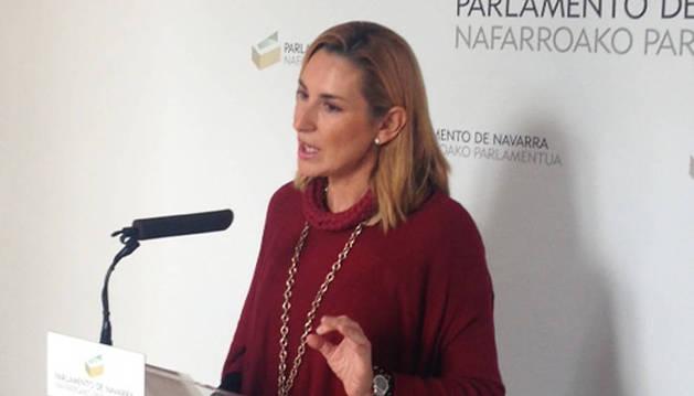 Ana Beltrán denuncia un