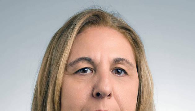 Paz Fernández Mendaza, directora gerente del Servicio Navarro de Empleo.