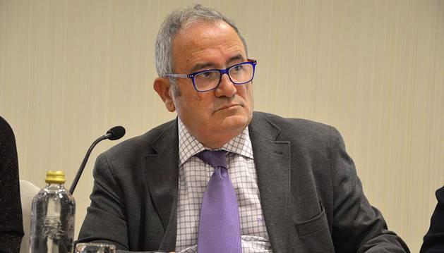 Asamblea de socios compromisarios de Osasuna, este jueves 5 de noviembre