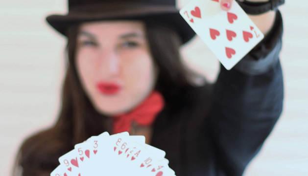 'Abracadabra', la fotografía ganadora del reto 'Disfraces'.