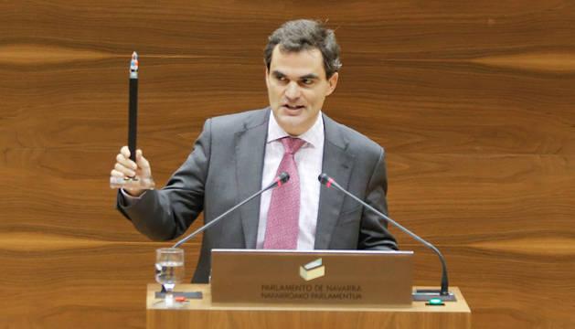 Guzmán Garmendia, del PSN.