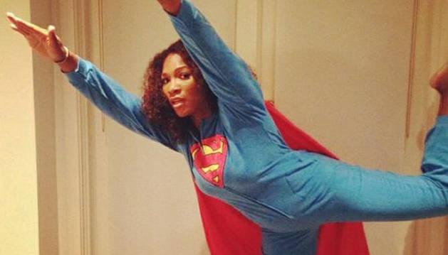 Serena Williams persigue a un ladrón y recupera su teléfono