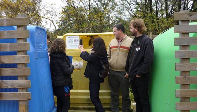 Autoridades locales y de Gestión Ambiental prueban la aplicación.