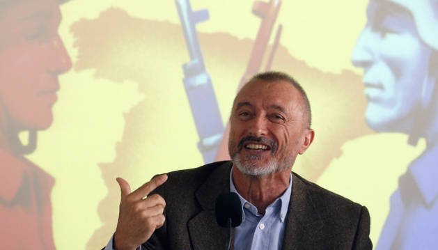 Arturo Pérez-Reverte narra la Guerra Civil