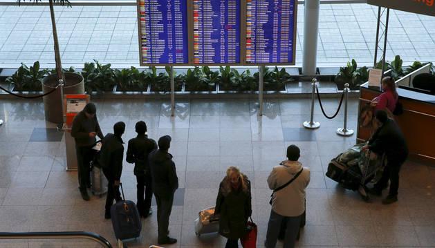 Putin ordena suspender todos los vuelos a Egipto