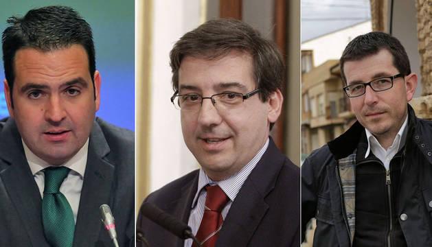 Íñigo Alli y Carlos Salvador, candidatos de UPN al Congreso