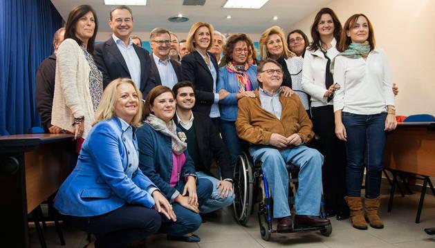 Cospedal se compromete a defender los intereses de Castilla La Mancha