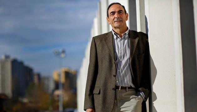 Antonio Domínguez, uno de los impulsores de la asociación que ayuda a familiares de enfermos de alzhéimer.