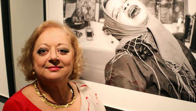 La fotógrafa manchega Cristina García Rodero.