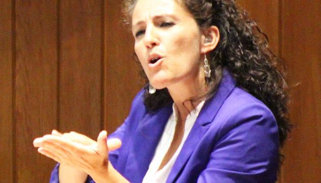 María Luz Esteban: