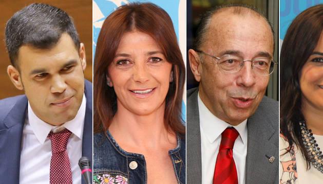 El PPN presenta los candidatos al Congreso de los Diputados y al Senado