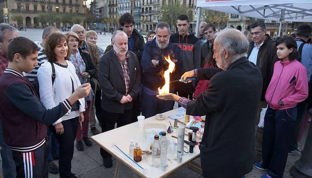 Más de 30 propuestas para la Semana de la Ciencia en Navarra