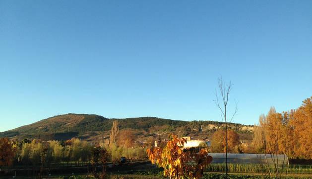 Las temperaturas máximas vuelven a subir hoy en el norte de Navarra