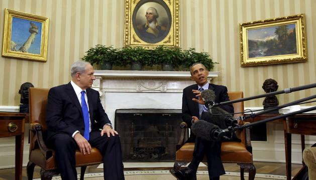 Reconciliación entre EE UU e Israel con la promesa de ayuda militar a Israel