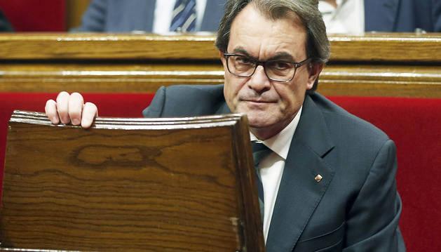 Artur Mas al PP: