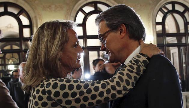El Parlamento catalán rechaza investir a un Artur Mas que da por amortizado