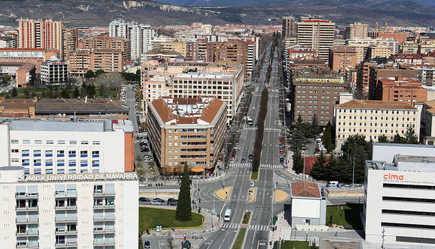Avenida de Pío XII.