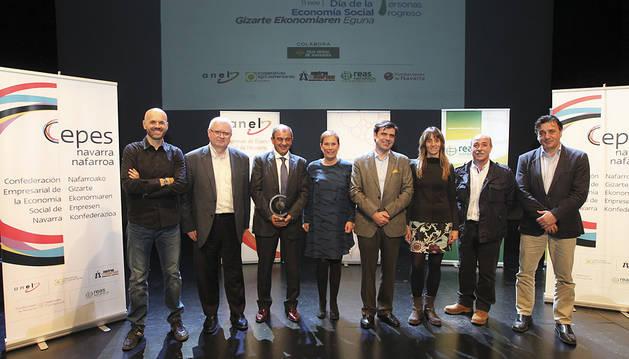 CEPES Navarra destaca el compromiso en el Día de la Economía Social