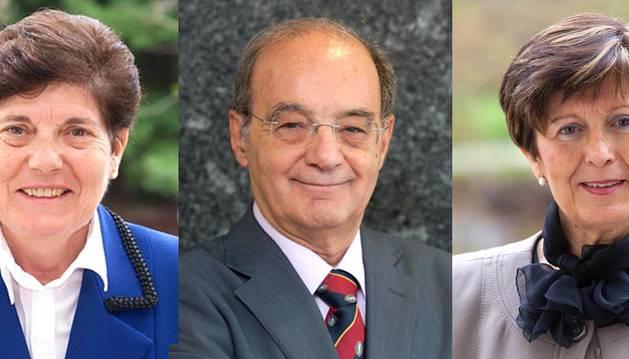 La Universidad de Navarra concede tres nuevas Medallas de Oro