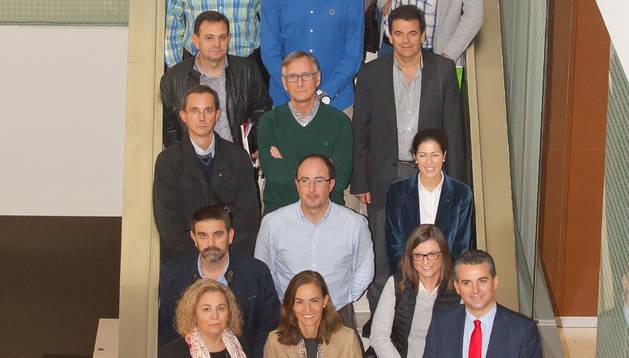 Más de 40 directivos navarros participan en el 'Curso Advance en Gestión Empresarial'