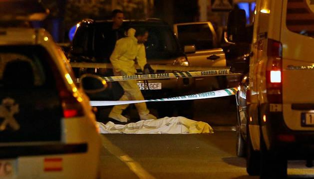Dos mujeres fallecieron el domingo en Lliria (Valencia) por arma de fuego en la calle.