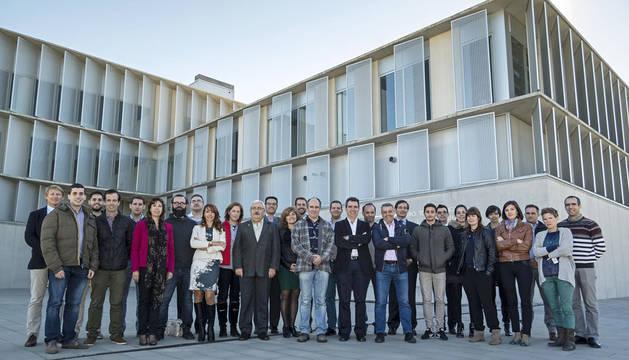 Functional Print está formado por empresas y centros tecnológicos de Navarra.