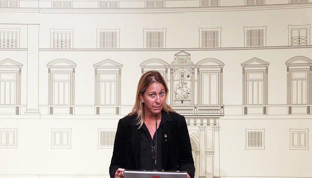 El TC suspende la resolución secesionista de Cataluña