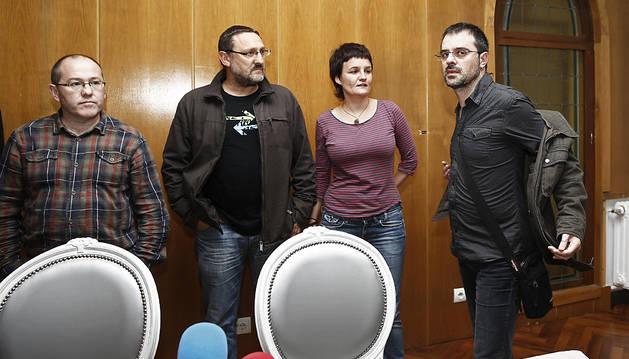 Sánchez Mendaza niega formar parte de la cúpula de ETA