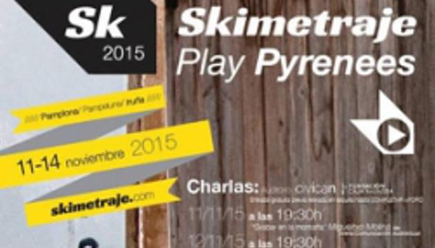 La cuarta edición del Festival Skimetraje llega a Baluarte