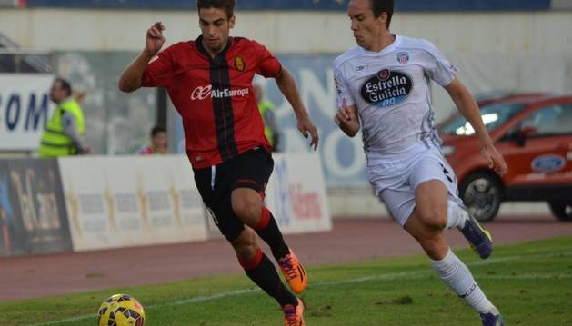 Company, con el Mallorca.