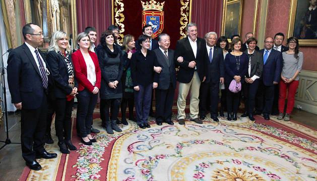 Pamplona y Yamaguchi quieren estrechar lazos académicos