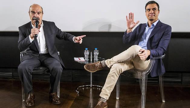 El PSOE promete ante la Academia de Cine reducir el IVA cultural al 10%