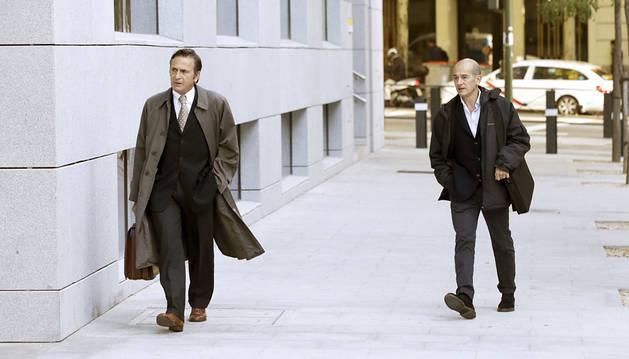 Josep y Pere Pujol salen sin medidas cautelares tras declarar ante el juez