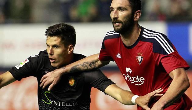 Osasuna-Mallorca (2-1)