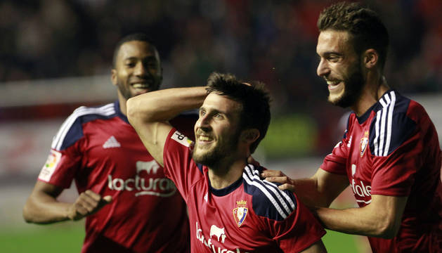 Resumen y goles del Osasuna-Mallorca (2-1)