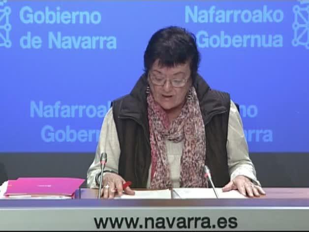 Beaumont adelanta el plan de actuaciones en el Palacio de Navarra