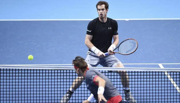 Murray, contra Ferrer.