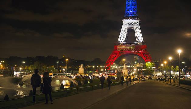 La pista de los atentados de París pasa por Siria y Bélgica