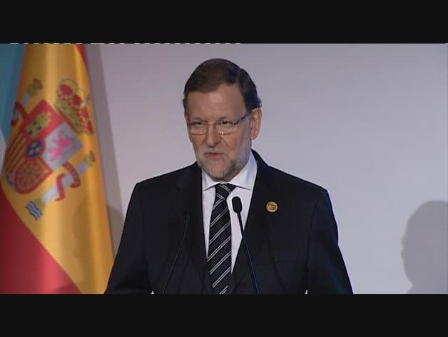 """Rajoy: """"España ya está en Turquía e Irak para luchar contra Daesh"""""""