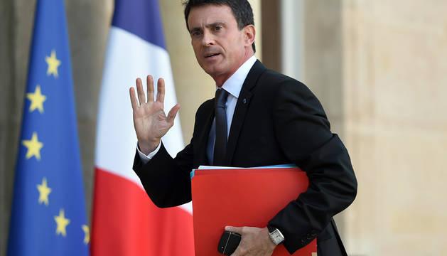 Valls admite que