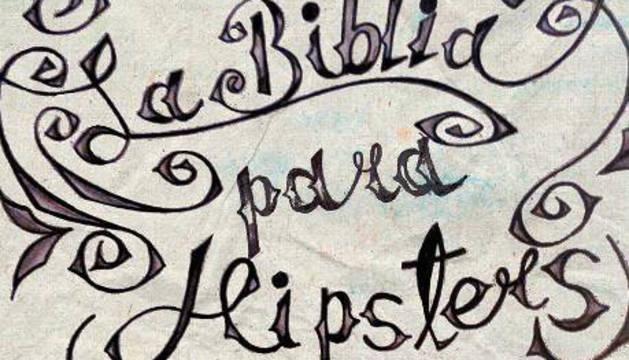 Portada del libro 'La Biblia para hipsters', de Francisco Varo.