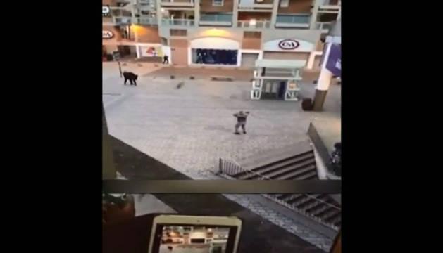Redada antiterrorista en el suburbio parisino de Saint Denis