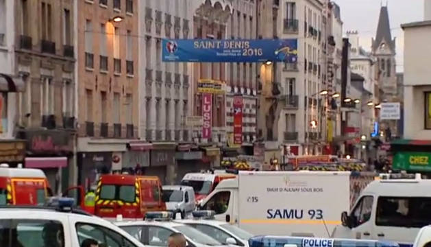El terror vuelve en Saint-Denis