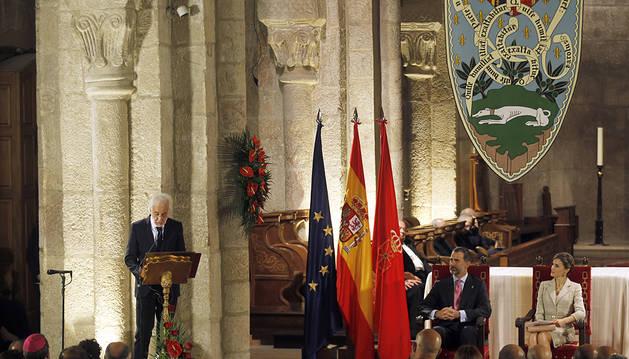 El Gobierno de Navarra deja sin dinero el Premio Príncipe de Viana